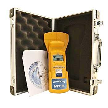 Zircon MT6 Multiscanner - Metal Scanner Detector Locator