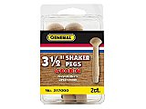 Wooden Shaker Pegs (2 Pack)