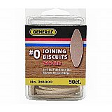 #10 Wooden Joining Biscuits 318010