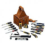 35809 master electrician tool kit