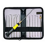 Probe, Positioning & Spring Hook Set - 12-Piece 707865