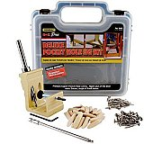 Pocket Hole Jig Kit - EZ Pro Deluxe 850