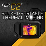 FLIR Thermal Camera - Pocket Size Infrared Imaging C2