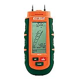 Extech Pin Moisture Meter with Temperature & Humidity MO230