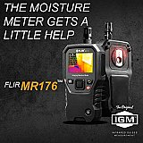 Flir Thermal Imaging Camera Plus Moisture Meter MR176