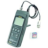 Digital Vibration Meter w/Data Logging SD Card - Testing Analyzer