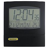 Clock - Temperature, Time, Day, Date - Large Digital Display