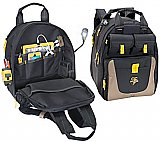 Tool Backpack Bag – Light and USB Charging System CLC E-Charge
