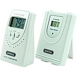 Digital Thermometer - Indoor Outdoor Wireless & Temperature Alert