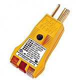 Outlet Tester - EZ Check Plus GFCI Circuit Tester