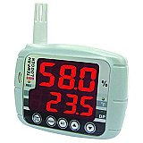 Data Logger Temperature & Humidity Monitor Meter Recorder