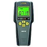 Pinless Moisture Test Meter - Digital Measuring Instrument