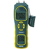Moisture Meter - Pin/Pinless Humidity & Temperature MMH800