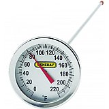 "Thermometer - Analog 20"" Long-Stem 220ºF"