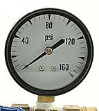 Replacement PSI Gauge for MO1006