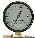 Replacement GPM Gauge for MO1006