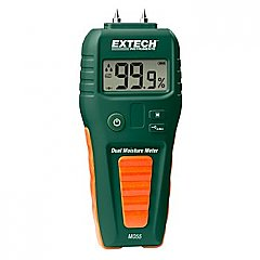Extech Moisture Meter - Combination Pin and Pinless MO55