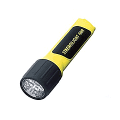 Streamlight LED Flashlight - 100 Lumen 4AA Propolymer 68602