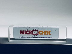 Micro Check Microwave Leak Detector Tester