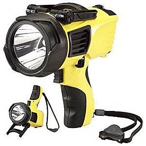 LED Rechargeable Spotlight - Streamlight WayPoint S4990