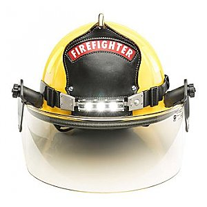 FoxFury LED Fire Fighter Helmet Light - Discover LoPro