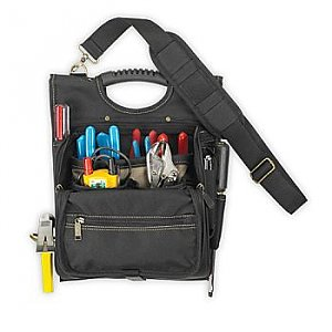 Electrician Tool Bag - Shoulder Organizer Pouch CLC 1509