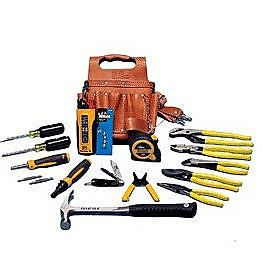 Electrician's Tool Pouch Kit - Standard