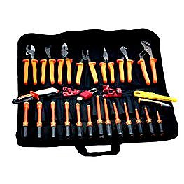 Electrician Journeyman Tool Kit Insulated 359102