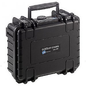 Hard Case - Plastic Protective Tool Box BW500/B