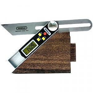 T-Bevel - Angle Protractor Digital Sliding Adjustable Gauge