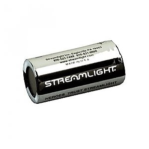 Battery - Streamlight Lithium CR123A  - 85175