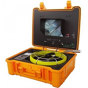 Forbest Sewer Camera Pipe Inspection Scope - 130ft 4188
