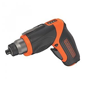 Cordless Screwdriver - Black & Decker Rechargeable