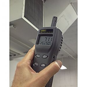 Air Quality Testing - Indoor Digital Hand Held Meter CDM7735