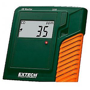 Carbon Monoxide Monitor Extech CO30