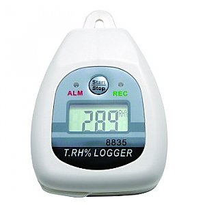 Record Temperature & Humidity Data Logger - DL8835