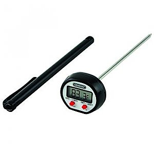 Thermometer - Digital Anti-Roll Stem Thermometer