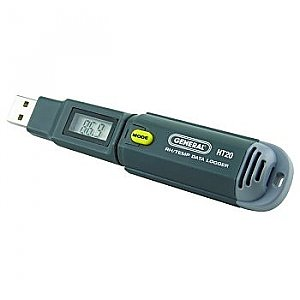 Data Logger - Temperature and Humidity Logging USB HT20