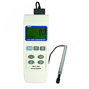 Anemometer - Hot Wire With Data Logger- HWA2005DL