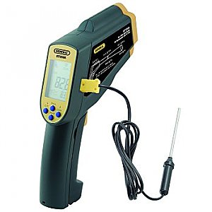 Infrared Thermometer 50:1 –  Laser, Non Contact, K Port