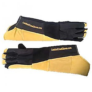 Gloves - Elbow Length Protective Comfort Crawl