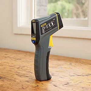 ToolSmart Infrared Laser Thermometer with Bluetooth - TS05