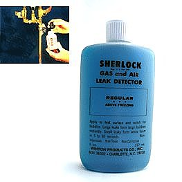 Sherlock Bubble Up Leak Detector for Gas and Air