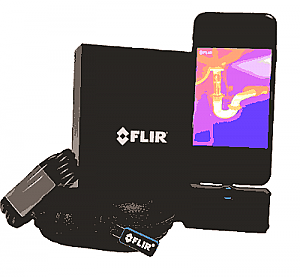 FLIR ONE Pro – Thermal Imaging Camera For Android USB-C