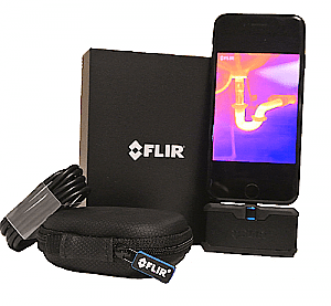 FLIR ONE Pro – Thermal Imaging Camera For Apple - ONEPROIOS